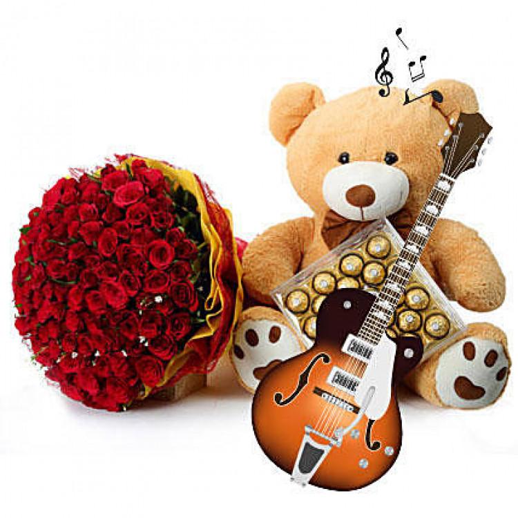 100 Strings of Love