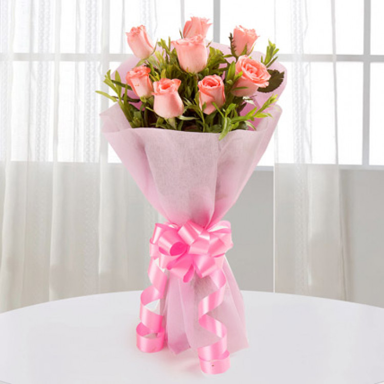 8 Endearing Pink Roses