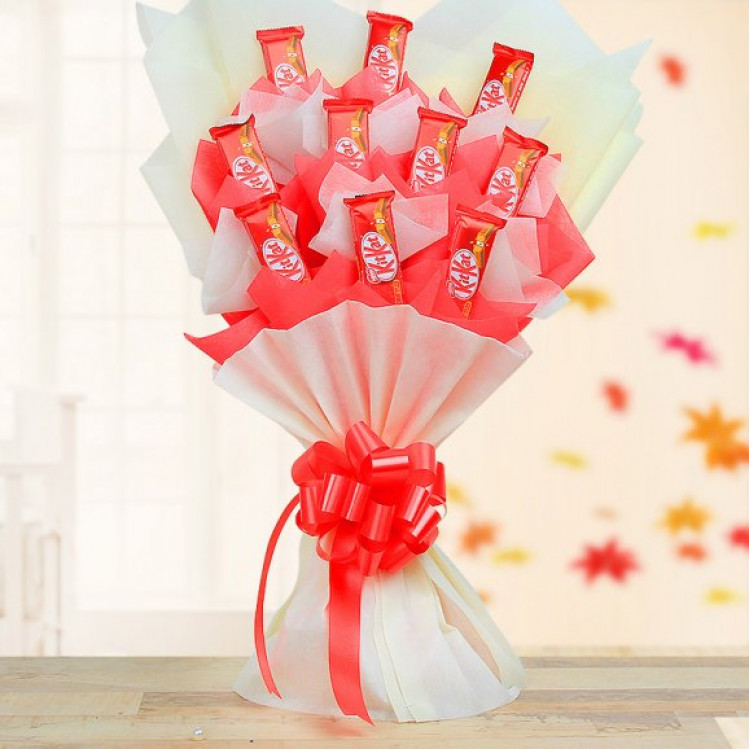 Love Guru Chocolate Bouquet