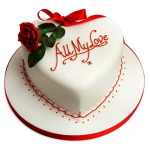All My Love Cake