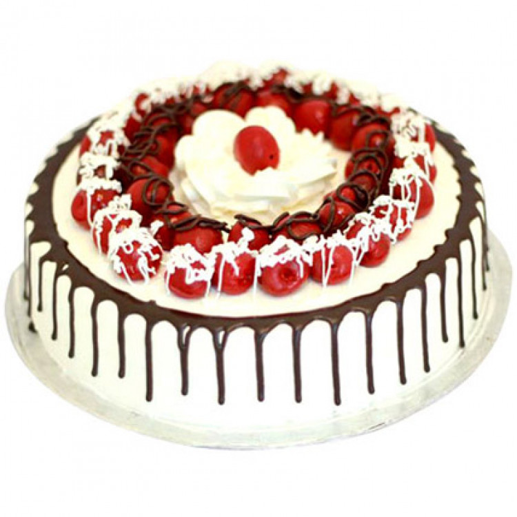 Be My Cherry-BlackForest Cake