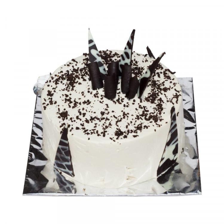 Authentic Coffee Cream Cake