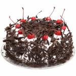 Mesmerizing Black Forest Cake