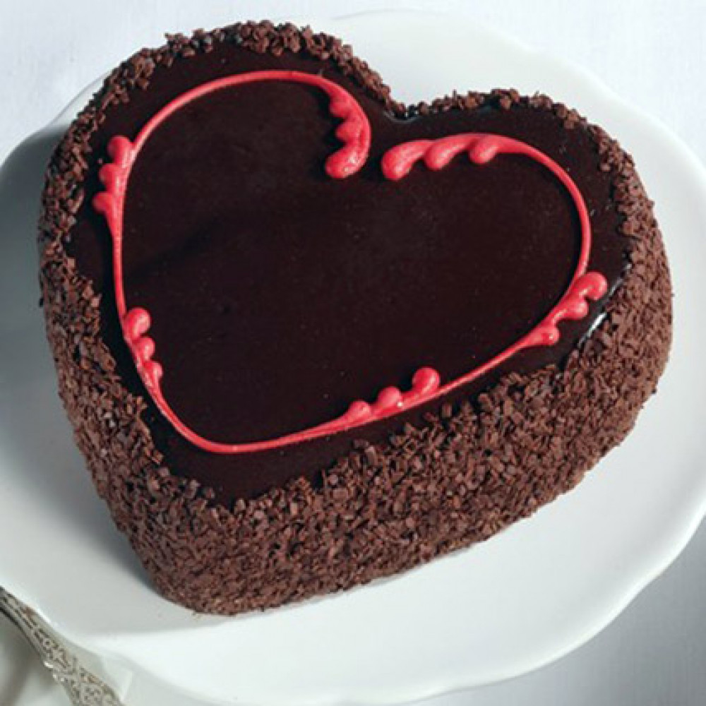 Mom S Heart Cake