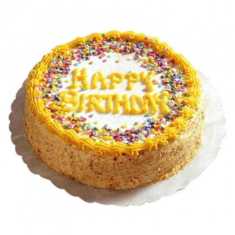 Delicious Butterscotch Cake