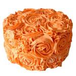 Exclusive Orange Cake