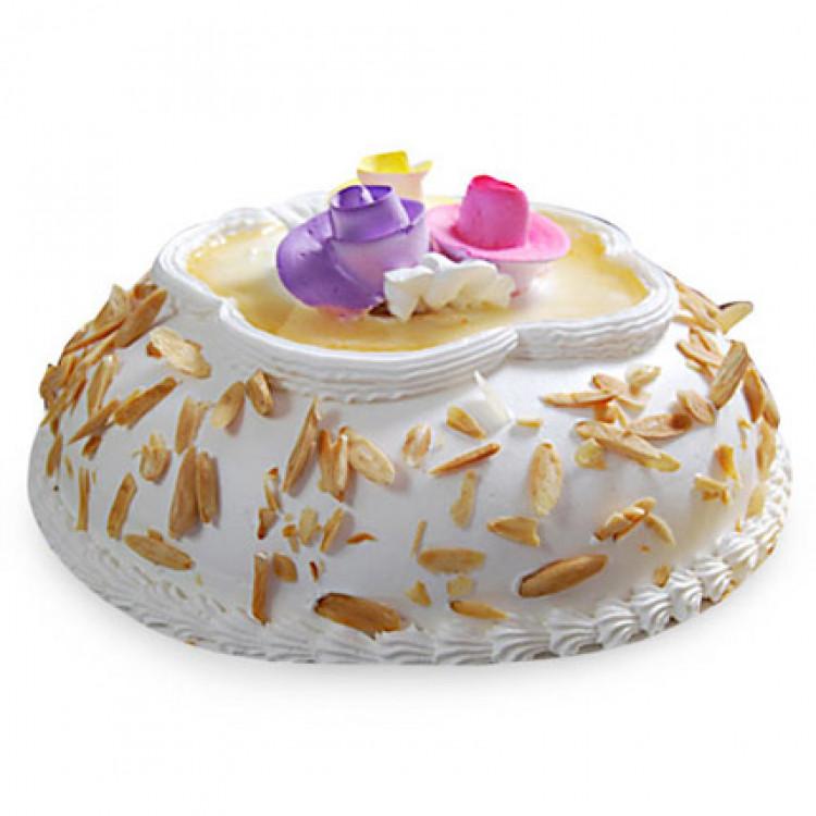 Italian Almond Cake