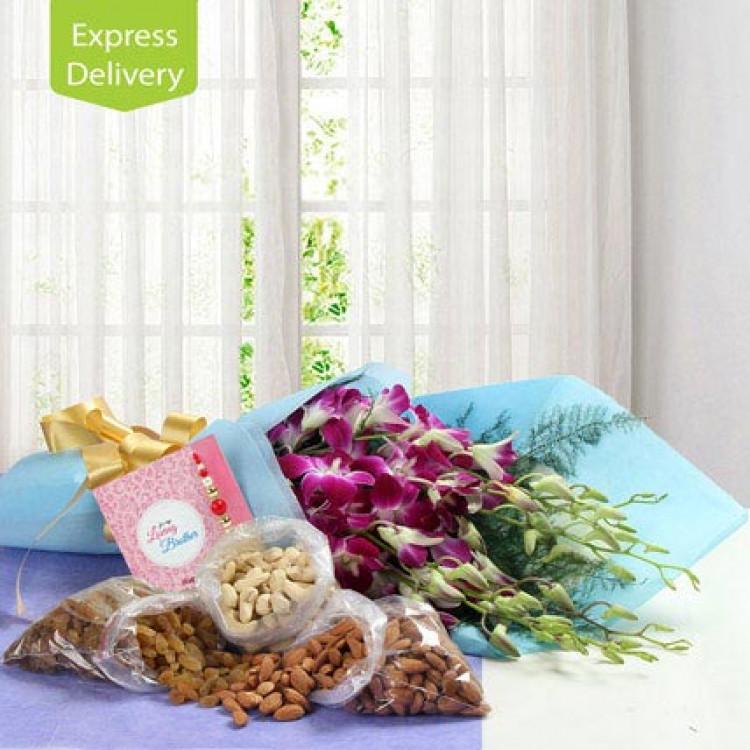 Extravagant Rakhi Experience