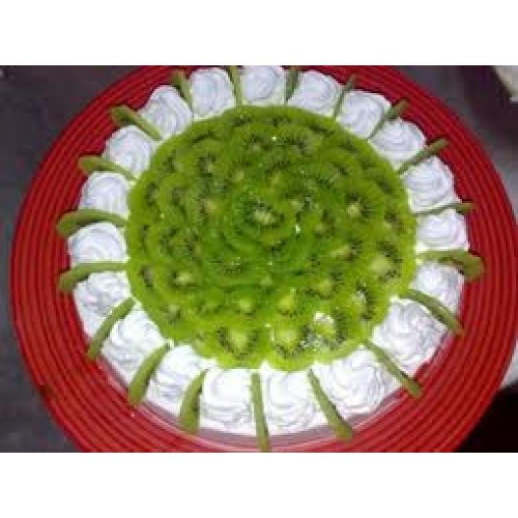Fruity Kiwi Cake